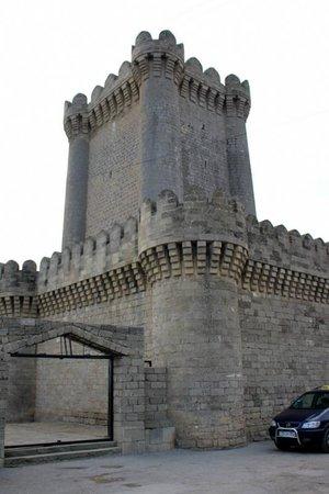 Mardakan, Αζερμπαϊτζάν: Крепостные стены