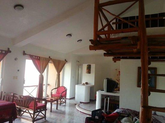 Hotel Residencia La Mariposa: Our suite
