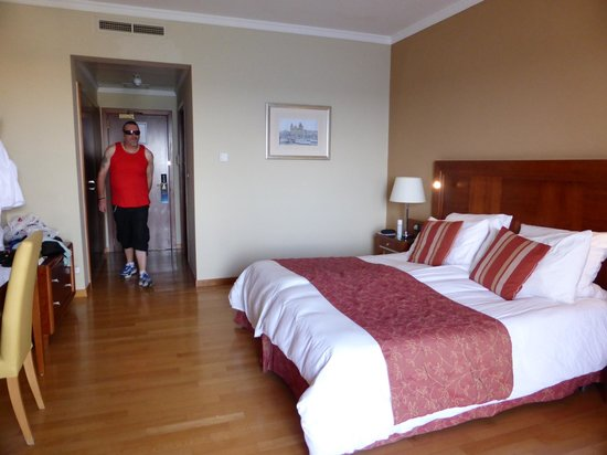 Radisson Blu Resort, Malta St Julian's: our room