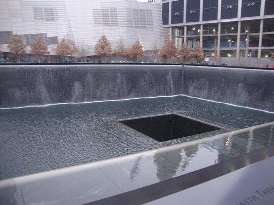 Mémorial du 11-Septembre : 9-11 memorial