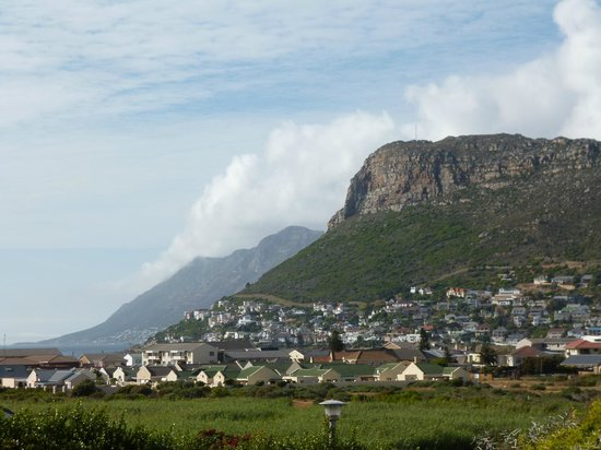 Clovelly Lodge Guest Apartments: fish hoek vista dal lodge
