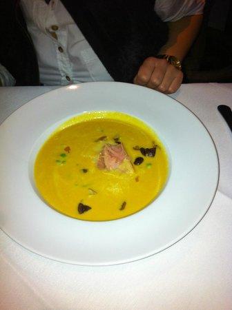 Lochner: Pumpkin soup