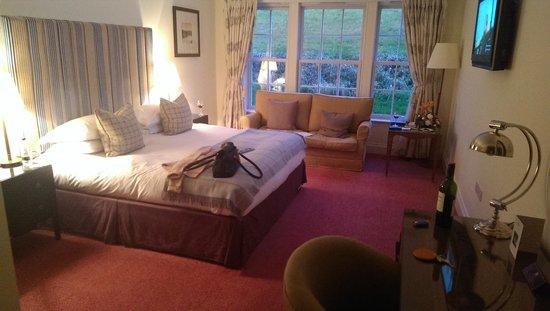 Wentbridge House Hotel: Deluxe Garden Room No 53