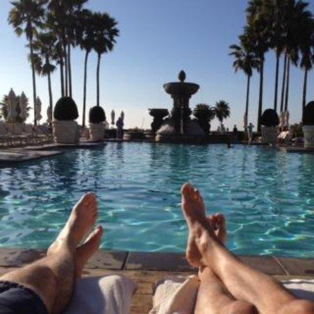 Monarch Beach Resort : heated main pool