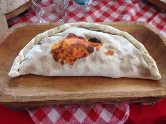 That's Amore: Il calzone!!