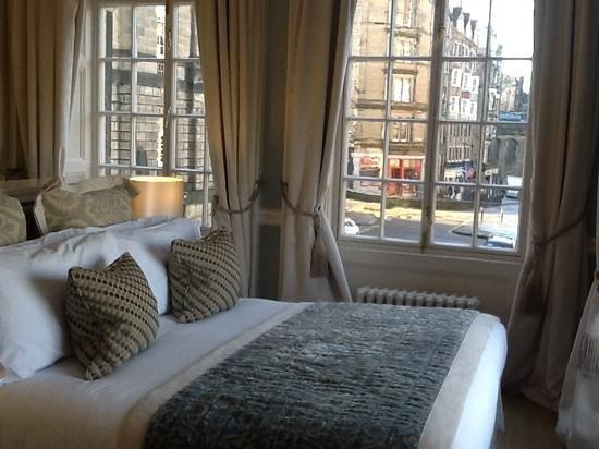 Fraser Suites Edinburgh: Princes Suite