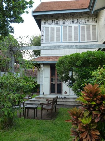 Baan Orapin Bed and Breakfast : quand on arrive