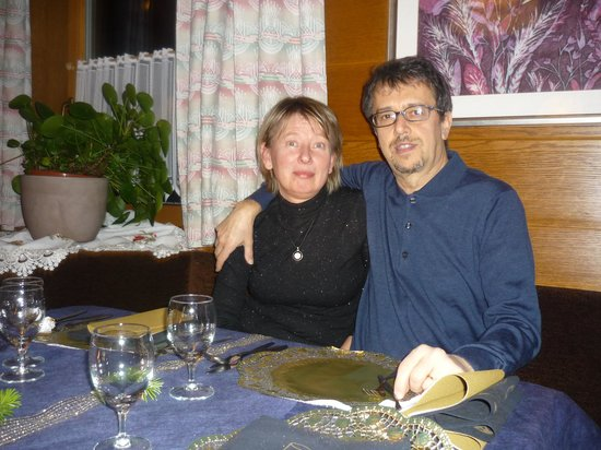 Pensione Arnica: Massimo e Irina, Genova