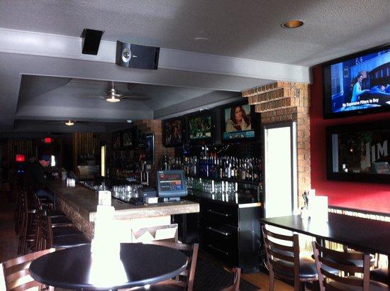 The VooDoo Lounge: Main bar