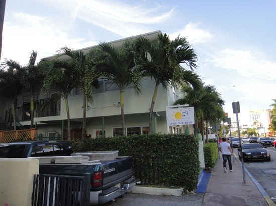 Suites on South Beach Miami : Entrada