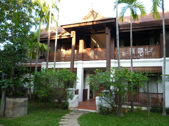 Baan Orapin Bed and Breakfast : les chambres