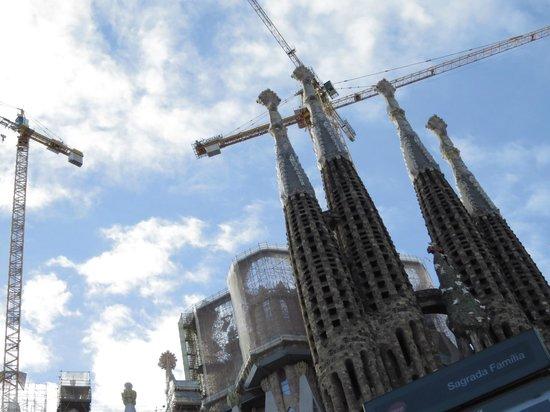 Runner Bean Tours Barcelona: Sagrada Familia