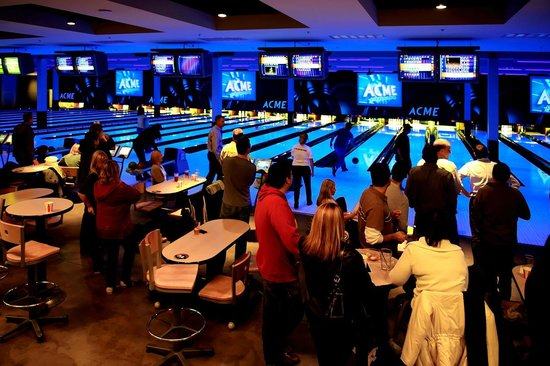 Acme Bowl: The Alley