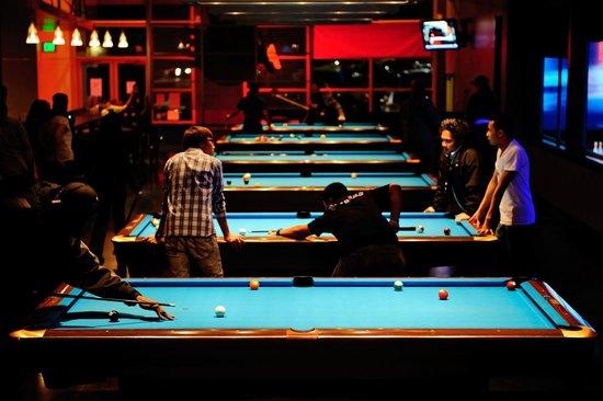 Acme Bowl: Q Billiards