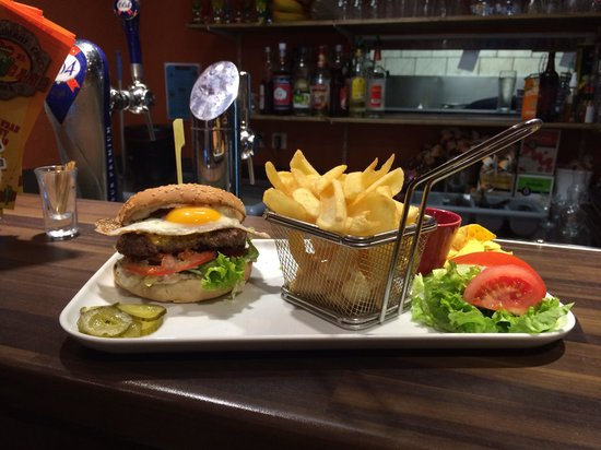 El Mexicano : Burger