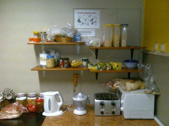 Star Hostel: Кухня
