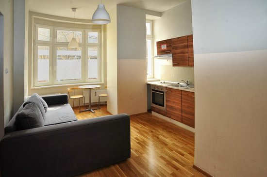 Hostel One Prague: Double Private Ensuite