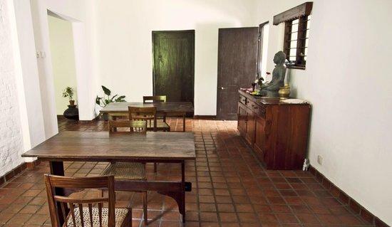 Clove Garden Kandy City: Breakfast room