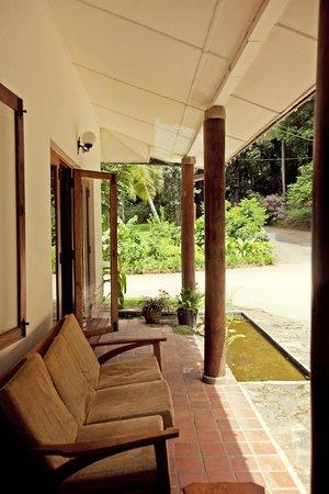 Clove Garden Kandy City: Outside area