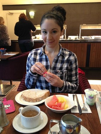 Holiday Inn Birmingham City Centre : Healthy breakfast