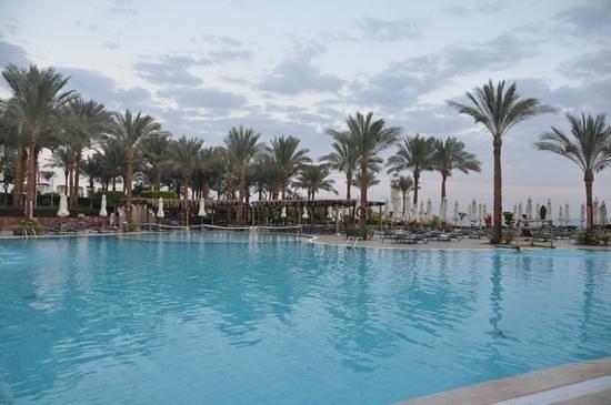 Jaz Fanara Resort & Residence: piscina riscaldata