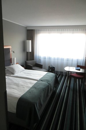 Radisson Blu Hotel Dortmund: Business Room