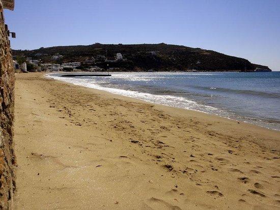 Pension Flora: Beach View