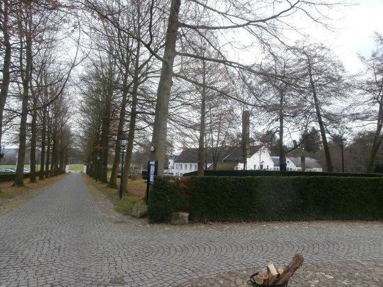 Bilderberg Kasteel Vaalsbroek: Hotellaan