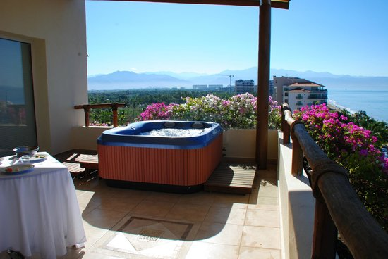 Grand Velas Riviera Nayarit: Grand Suite Hot Tub