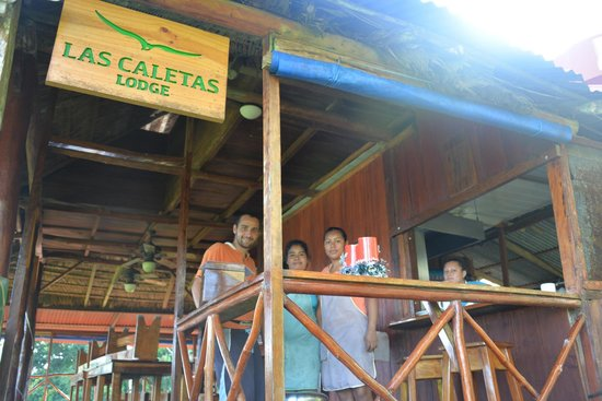Hotel Las Caletas Lodge: The staff