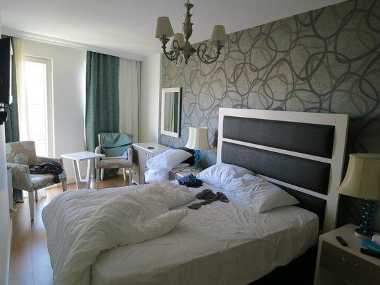 Turkuaz Suites Bosphorus: Κρεβατοκαμαρα