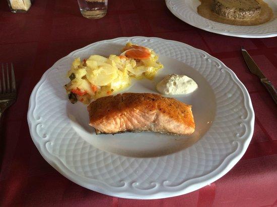La Taberna de Pepe Moles: Salmon