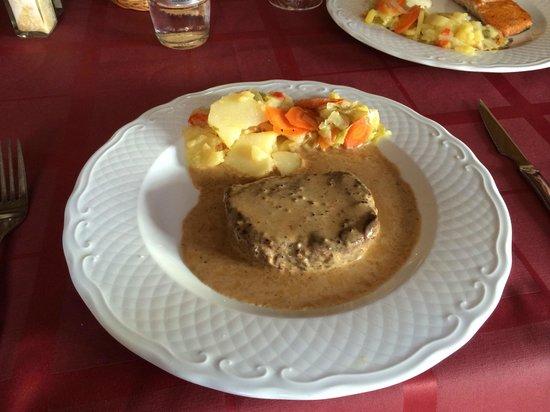 La Taberna de Pepe Moles: Fillet of beef