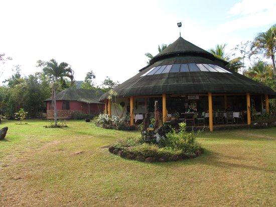 ecologicol lodge Ya-koo c.a. : al llegar