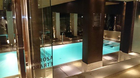 Rosapetra Spa Resort: SPA