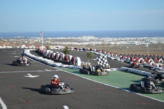 Go Karting San Bartolomé: go Karting