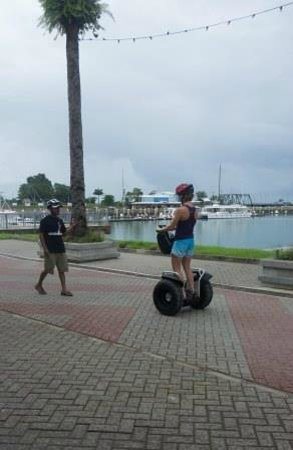 Segway Tours of Costa Rica: Segway tour, 2013-12-18