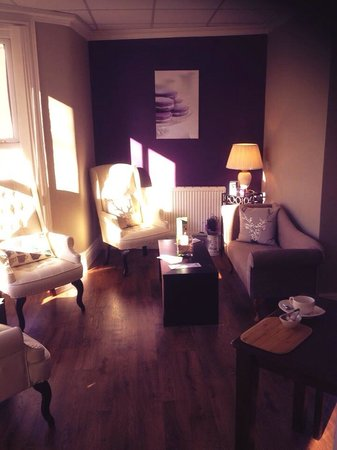 The Lavender House: Coffee Lounge