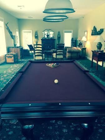 Stone Hill Inn : entertainment room