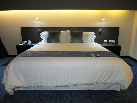 Wyndham Guayaquil: One king bed room