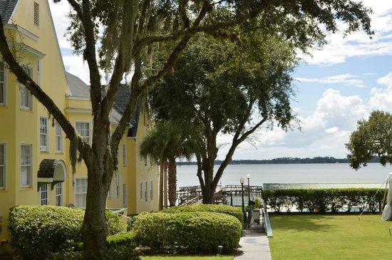 Lakeside Inn: Lake Dora