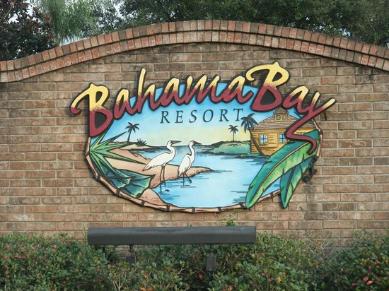 Bahama Bay Resort Orlando by Wyndham Vacation Rentals: Front Entrance