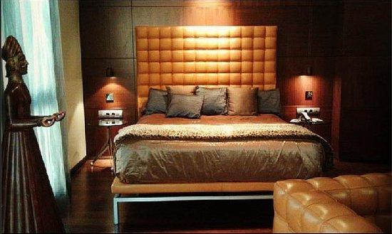 Hotel Urban : Comfortable bed