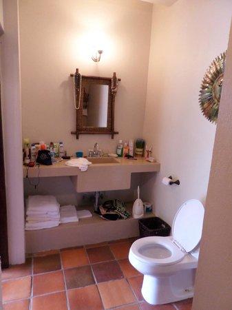 Villa Pomme d'Amour: Salle de bain