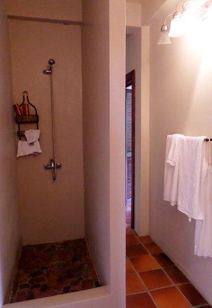 Villa Pomme d'Amour: Notre douche