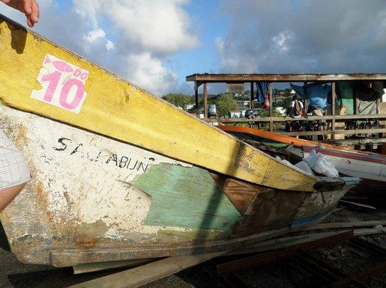 Villa Pomme d'Amour: Un petit port de pêcheurs