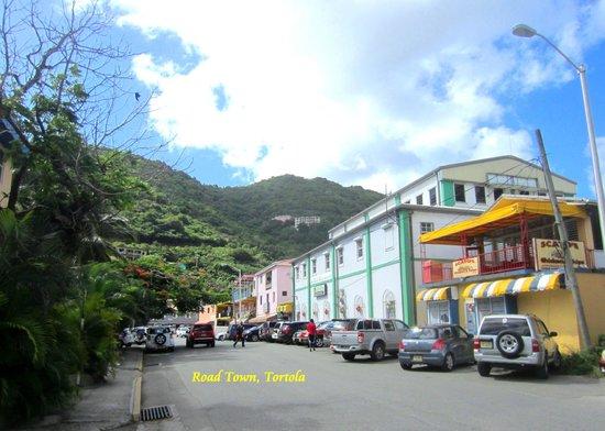 Sugar Mill Hotel : Road Town, Tortola