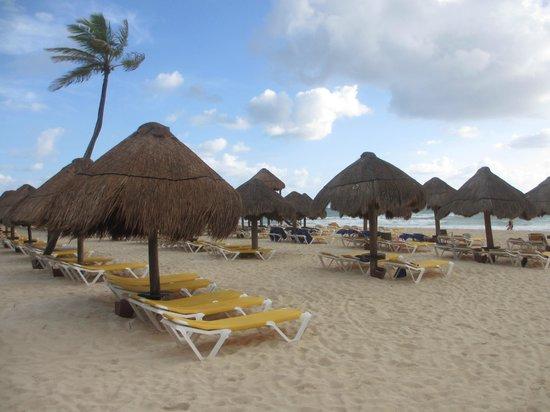 Iberostar Paraiso Maya : Beach