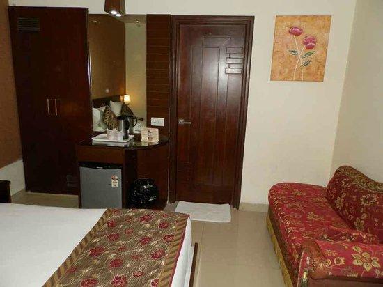 Hotel Taj Inn: Номер