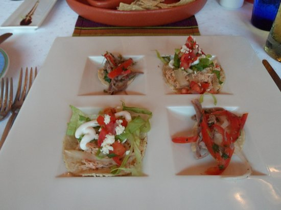 Sensimar Seaside Suites & Spa: Appetizer
